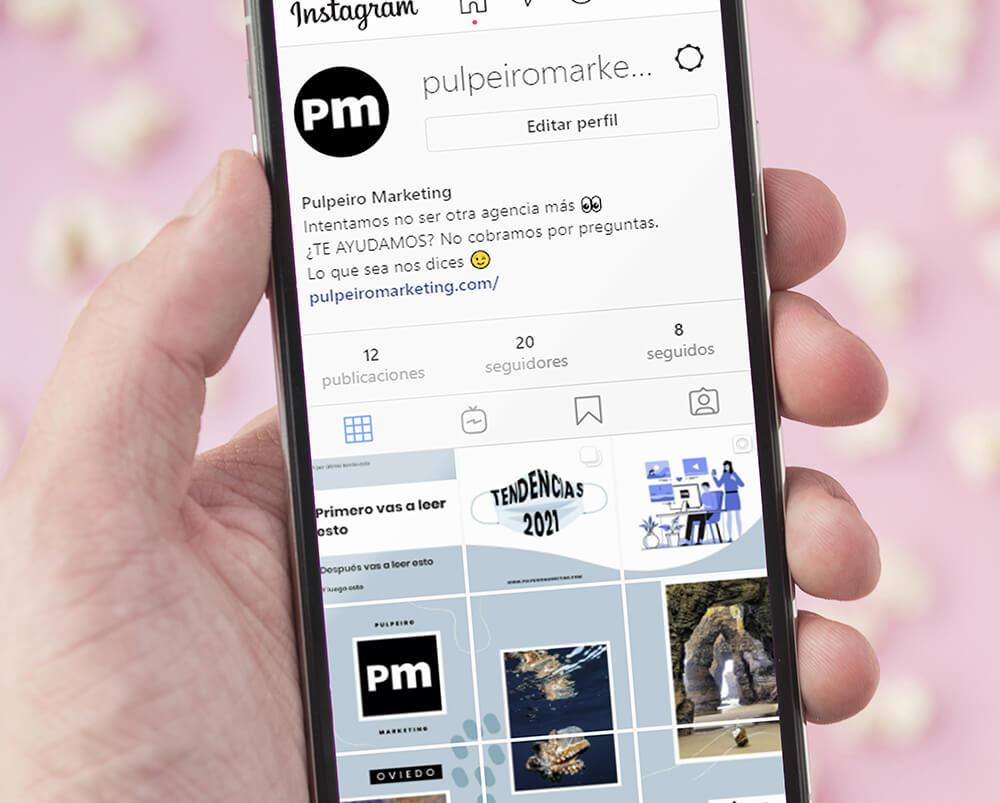Social Media Ads Marketing Pulpeiro Redes Sociales